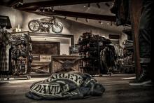 Prodejna Harley Davidson