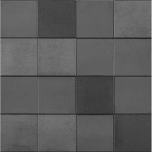 Metal Acero Anthracite 3D Cubes