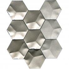 Metal Acero Hexagone