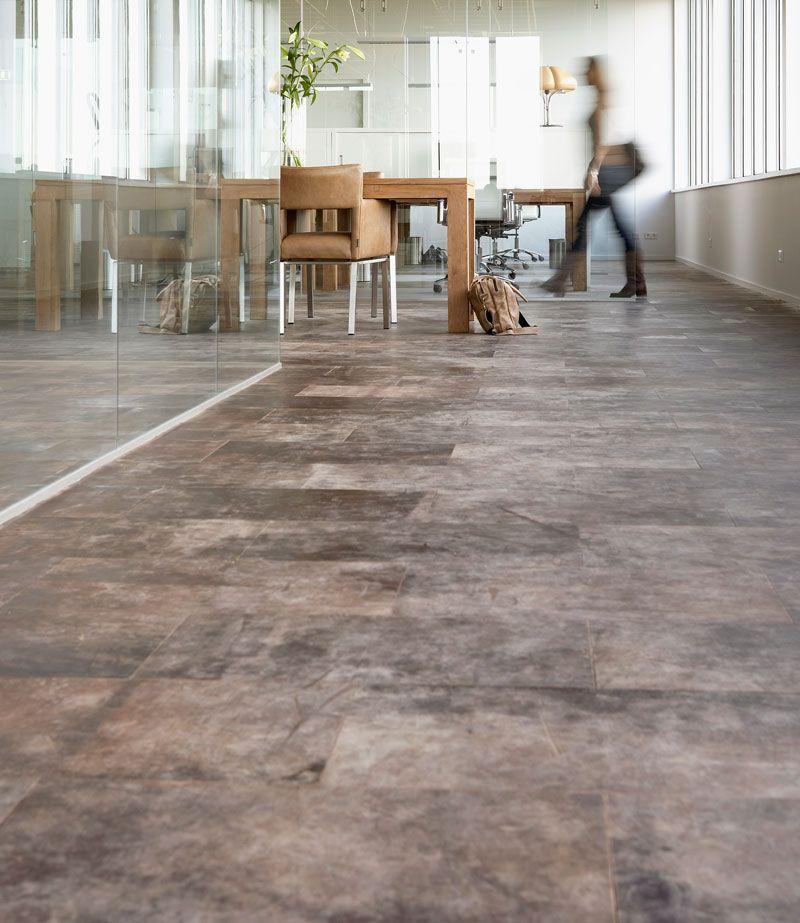 Kožená podlaha