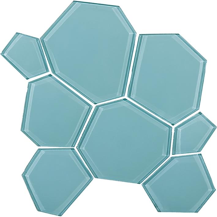 Hexcube Blue